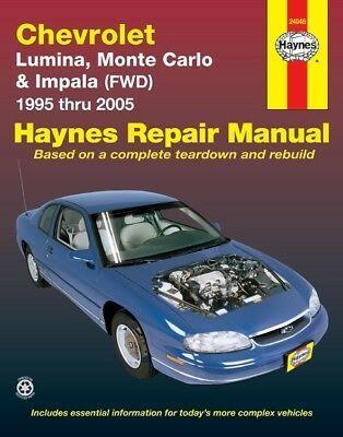 Advertisement Ebay Repair Manual Ls Haynes 24048
