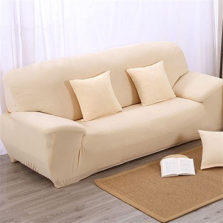 Hurrise Stretch 1 2 3 4 Seats Sofa Cover Slipcover 1 Piece