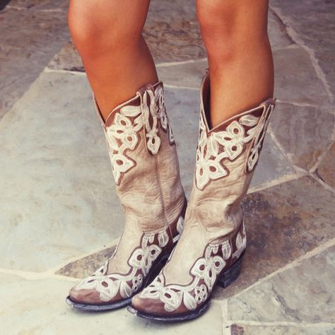 Old gringo boots. These are so freaking cute!                              …