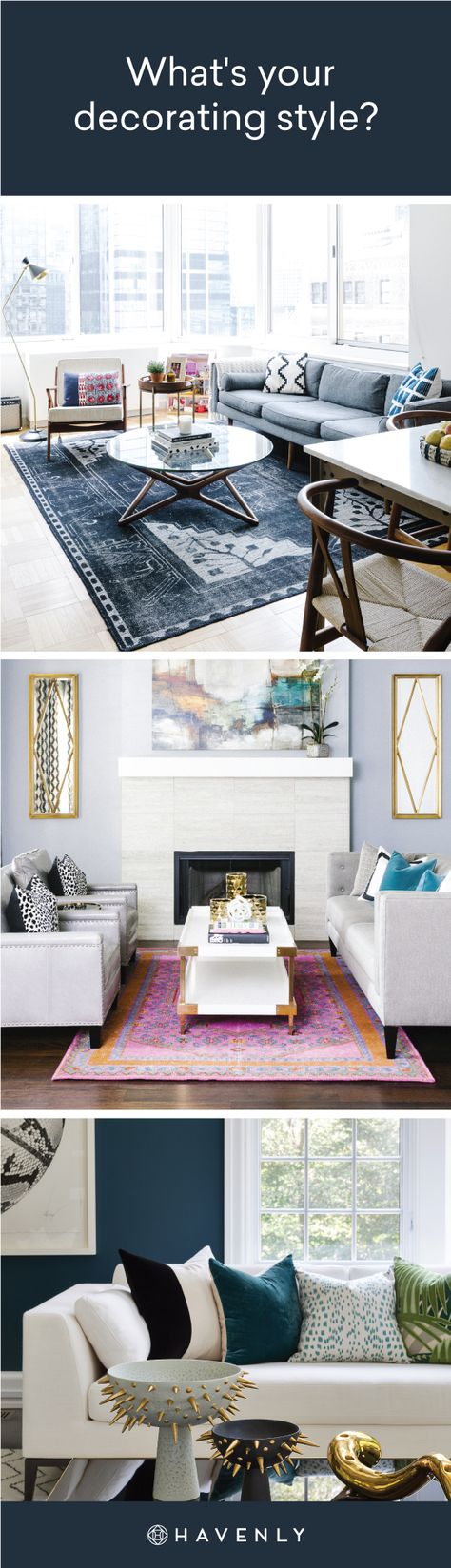 Interior Design Style Quiz - What's Your Decorating Style