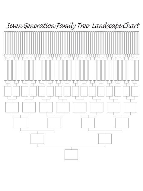 Family Tree Template - 8 Free Templates in PDF, Word, Excel - family tree template