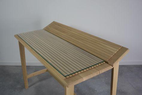 Escale Design Le Trille Mobilier Plateau Bois Bout De Bois