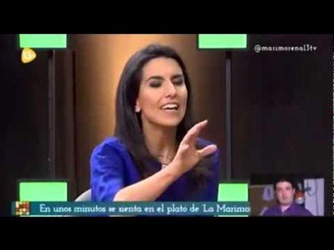 @MonasterioR Rocío Monasterio de @vox_es habla sobre @ahorapodemos