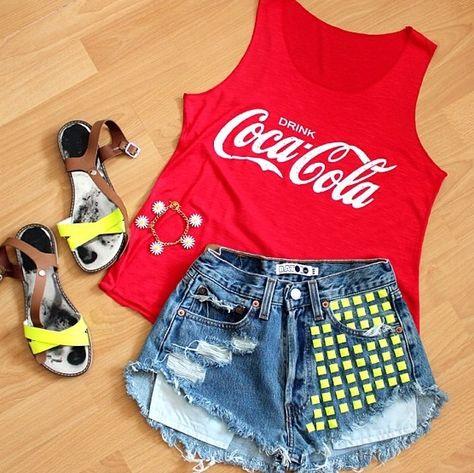 1bdec5533 Coca-Cola(((: | estampas | Roupas e Estampas
