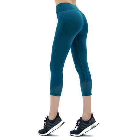Yoga Pants for Women Cropped Capris
