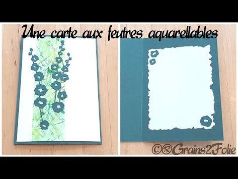 884 Tuto Scrapbooking Carterie 001 Carte Aux Feutres