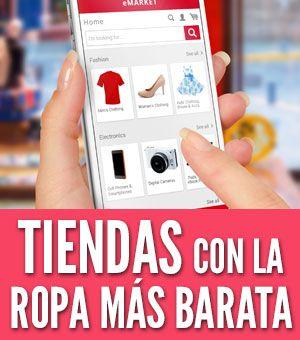 f6ead30a7fe5e Mejores páginas para comprar ropa por internet en el 2019. Tiendas con  ofertas de ropa barata (para ti o para vender) de hombre