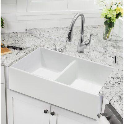 Country 30 L X 22 W Farmhouse Kitchen Sink Apron Sink Kitchen