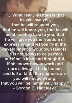 List of gordon b hinckley quotes marriage faith images and ...