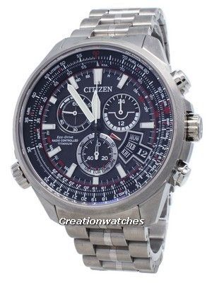 Refurbished Citizen Eco Drive Radio Controlled Titanium By0120 54e Men S Watch Watches For Men Citizen Eco Eco Drive