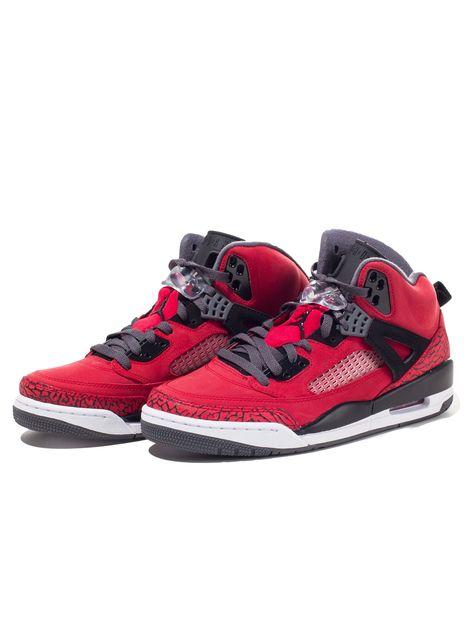 sports shoes c2fe8 b35e4 Air Jordan Spizike - Gym Red