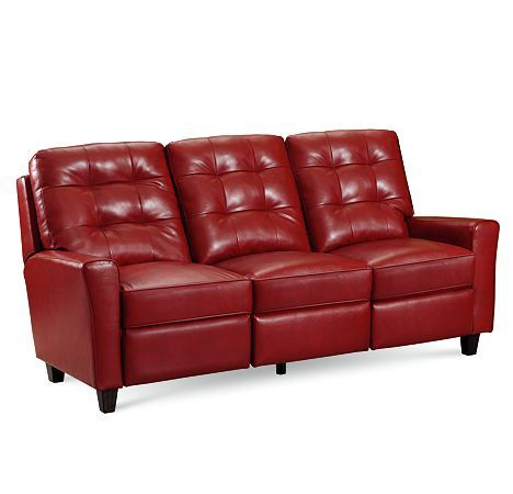 Reclining Sofa Not so badOne of the best looking that I have