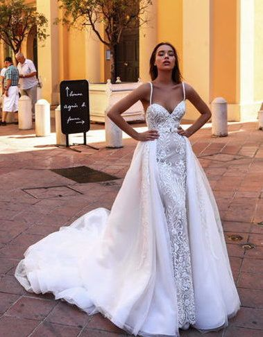 20 New Years Eve Wedding Dresses 2019 Happy Valentine S Day Day 2019 Removable Skirt Wedding Dress Unique Wedding Gowns Wedding Dresses