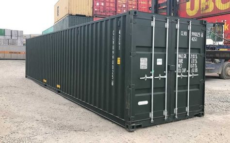 New 20ft Standard Shipping Container Marine Plywood Locker Storage Container