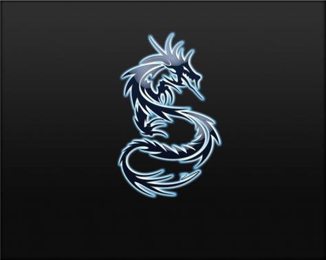 Dragon Logo Wallpaper Android графика