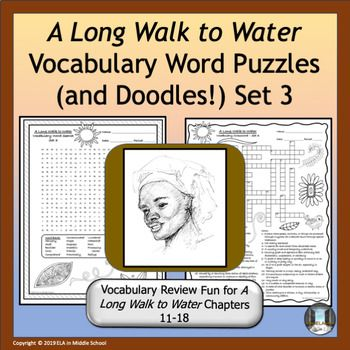 Thank You For Considering This Set Of Crosswords And Word Search Puzzles And Doodles We Are Certain That You Word Puzzles Vocabulary Words Word Search Puzzles