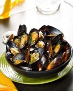 Voici une nouvelle recette pour utiliser le cuit-vapeur de votre Cook'in et dégustez de succulentes moules marinières.
