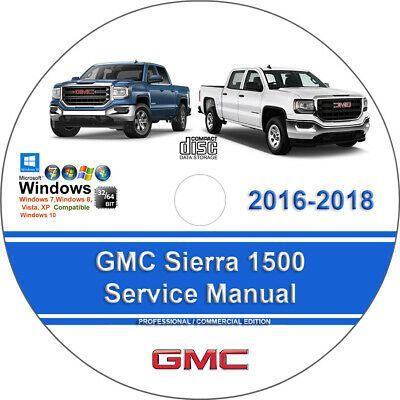 Advertisement Ebay Gmc Sierra 1500 2016 2017 2018 Factory