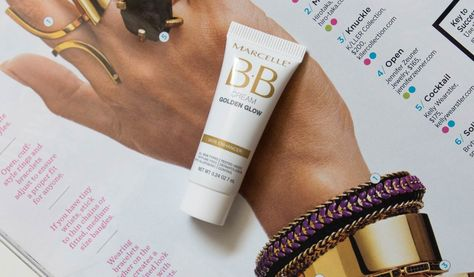BB Cream Golden Glow by marcelle #15