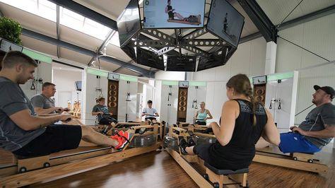 Nohrd Arena Le Nouveau Concept Fitness Pour Des Cours Collectifs