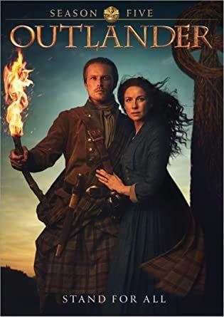 Amazon Com Outlander Season 5 Movies Tv In 2020 Outlander Dvd Movie Tv