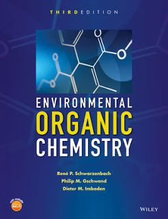 Solution Manual For Environmental Organic Chemistry 3rd Edition Schwarzenbach Gschwend Imboden Solution Man Organic Chemistry Organic Chemistry Books Chemistry