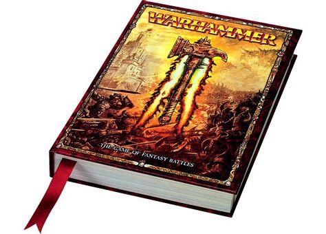 Warhammer Rulebook...drool.