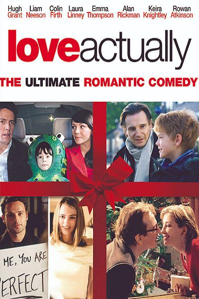 Love Actually Love Actually Best Christmas Movies Good Movies To Watch