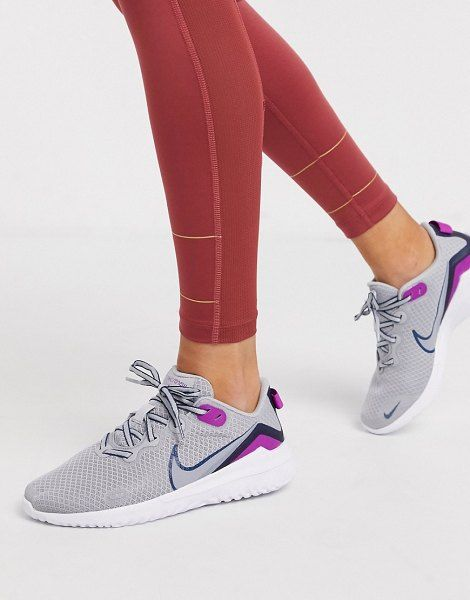 Nike Running Renew Arena 2 In Gray in