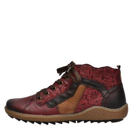 79fbec86ba89 detail Dámská obuv RIEKER R4777 35 ROT KOMBI H W 8