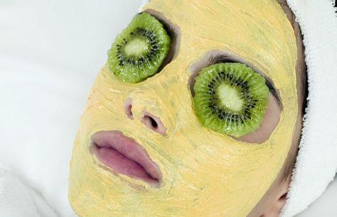 gesichtsmaske selber machen reine haut tipps quark maske