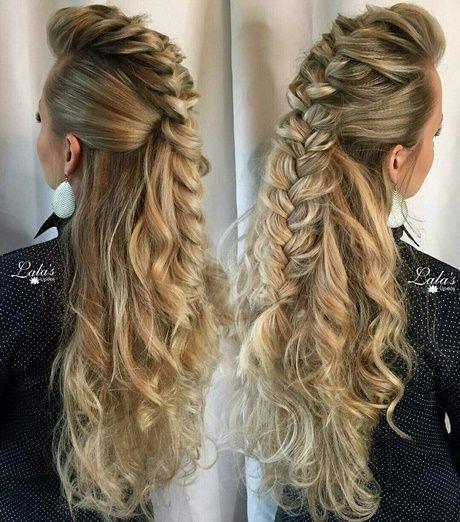 Hochsteckfrisuren Fur Extra Langes Haar Neue Haar Modelle Hair Styles Viking Hair Long Hair Styles
