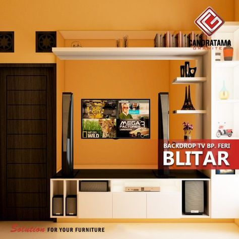 rak tv minimalis area solo - mejadwal