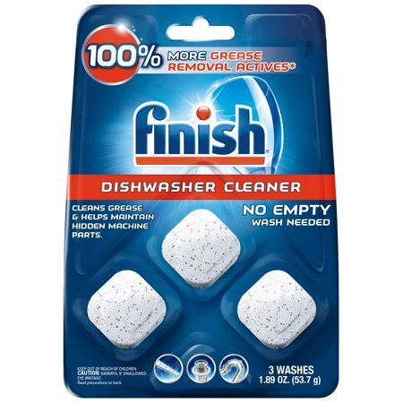 Household Essentials In 2020 Dishwasher Cleaner Finish
