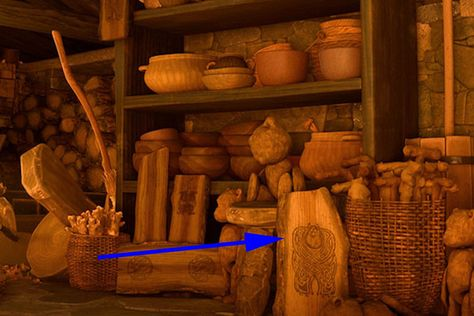 Brave | 22 Pixar Movie Easter Eggs You May Have Seriously Never Noticed