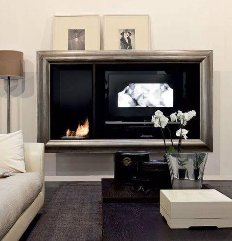 mobile porta TV moderno / in legno | furniture | Mobili ...