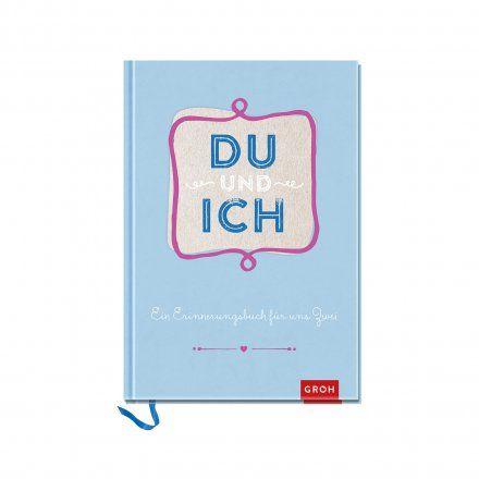 Erinnerungsbuch Fur Paare Du Und Ich Online Kaufen Geschenke