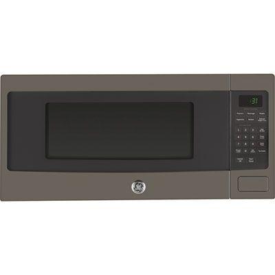 Ge Profile 1 1 Cu Ft Microwave Pem10slfc Stainless Steel In