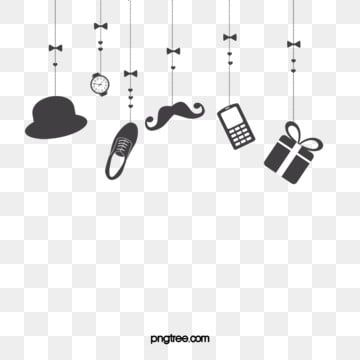 Happy Fathers Day With A Lovely Border Coffee Wrist Watch Hanging Ornaments Png Transparent Clipart Image And Psd File For Free Download Happy Fathers Day Happy Father Hanging Ornaments