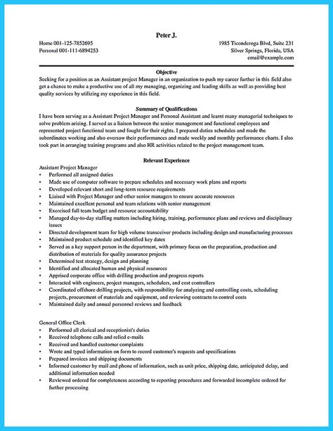 Cool Store Assistant Manager Resume That Can Bag You  Resume
