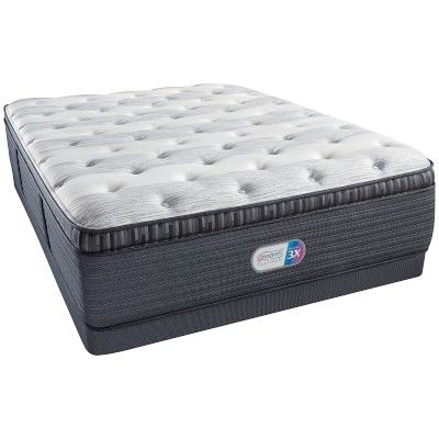Beautyrest Platinum Elite Mattress Set Firm Pillows Mattress