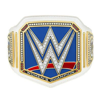 Official WWE Authentic Smackdown Women's Championship