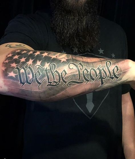 Men's Forearm Tattoos, Patriotische Tattoos, Clock Tattoos, Tattoos Arm Mann, Bike Tattoos, Sleeve Tattoos For Men, Tattoo Sleeve Designs, Arm Tattoos For Guys, Tattoo Designs Men