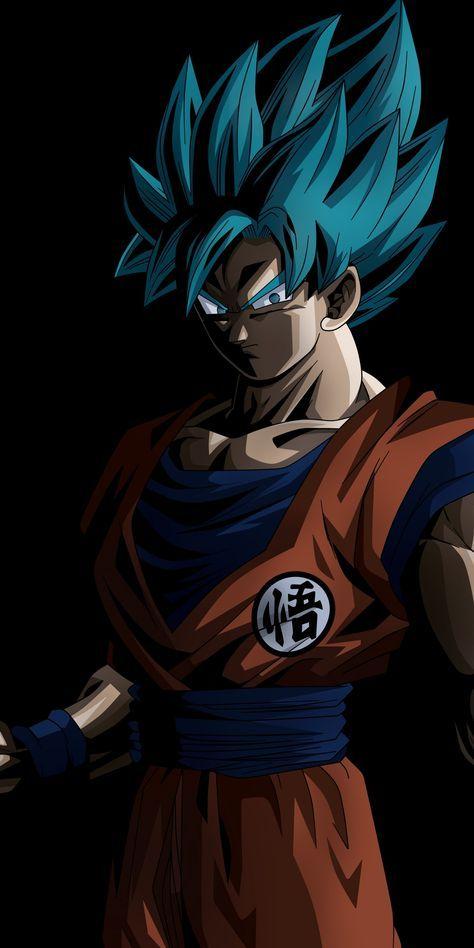 Anime Minimal Dragon Ball Super Goku 1080x2160 Wallpaper Anime Dragon Ball Super Dragon Ball Wallpapers Anime Dragon Ball