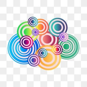 Creative Circle Colorful Abstract Background Abstract Circle Color Abstract Circle Png And Vector With Transparent Background For Free Download