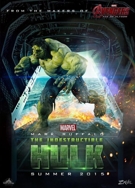 Indestructible-hulk 02 by zahili on deviantART