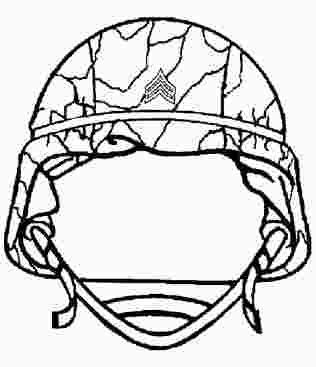 Army Helmet Coloring Page Army Helmet Helmet Drawing Coloring