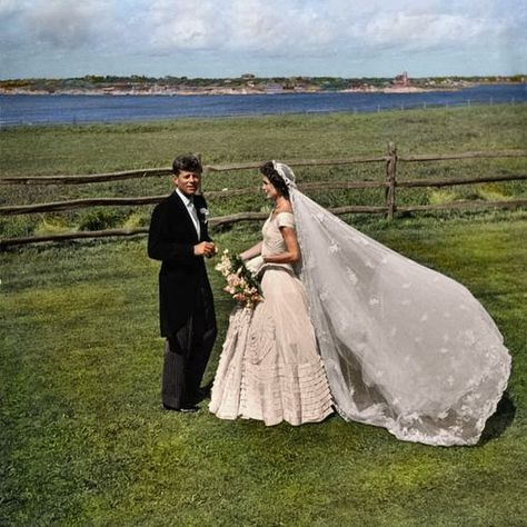 Pin by Amy Allen on Bridal | Pinterest | Jackie kennedy, John ...