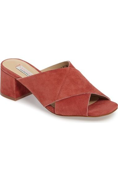 39beb47100c Topshop  Nino  Suede Mule (Women) available at  Nordstrom ...