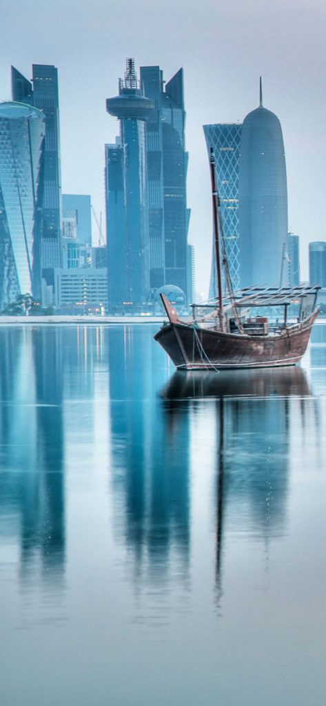 Wallpaper Qatar Beautiful Places Discover Amazing Places